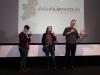 "Gerry Hoban introduce ""My Astonishing Self"" [foto: Mario Bodo]"