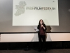 "Joanna Fallon introduce ""My Astonishing Self"" [foto: Mario Bodo]"