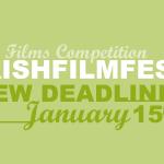 Irish Film Festa 2017, nuova scadenza per il concorso cortometraggi