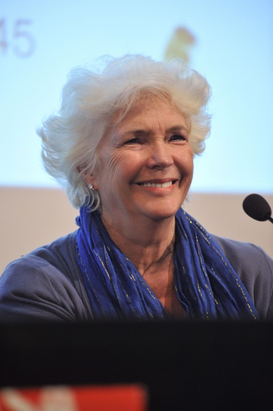 Fionnula Flanagan all'Irish FIlm Festa
