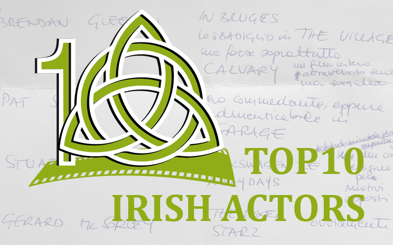 top ten irish actors