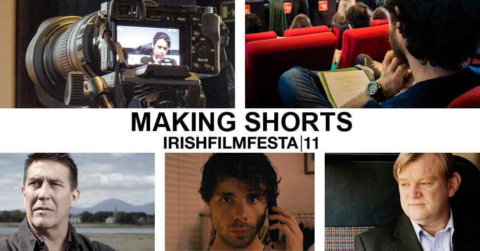 Making Shorts - Short Films Panel - Irish Film Festa 2018