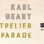 IFFbooks: Montpelier Parade di Karl Geary | Recensione