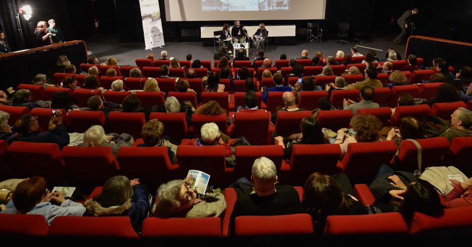 Rinviata la 13a edizione di IRISH FILM FESTA