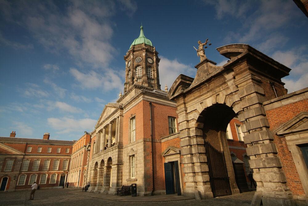 Il castello di Dublino