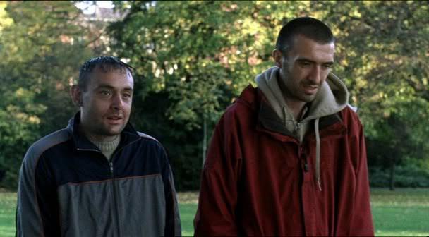 Tom Murphy e Mark O'Halloran, protagonisti di Adam & Paul